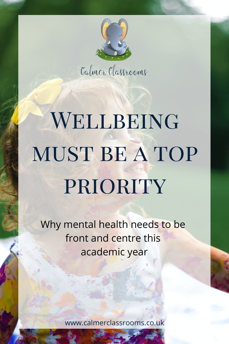 Wellbeing front and centre