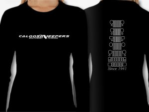 Ladies-Long-Sleeve-Grills-Black