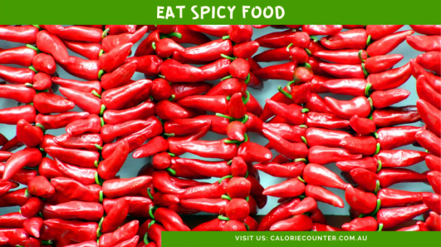 Eat Spicy Food