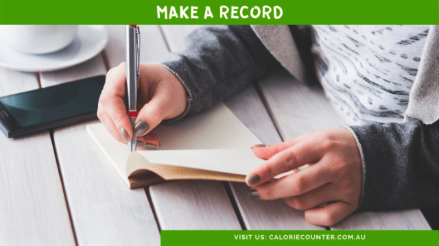 Record Your Meals