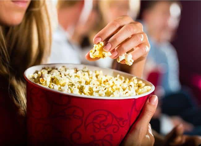 does microware popcorn increase cancer