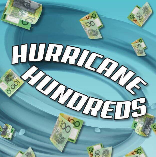 OCT18 - Coastal Rewards Player Elite - Gameshows - Saturday Hurricane Hundred