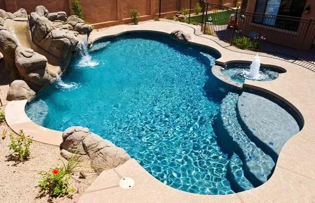 the top 9 pool builders in arizona in