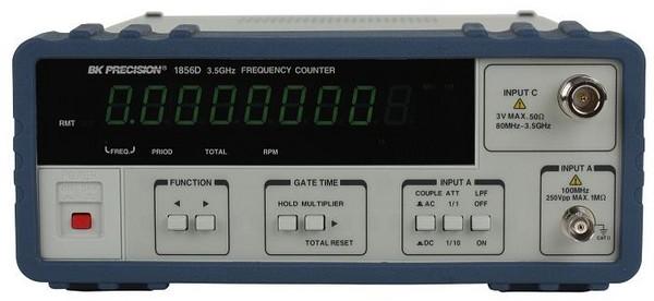 B&K Precision 1856D Multifunction Counter