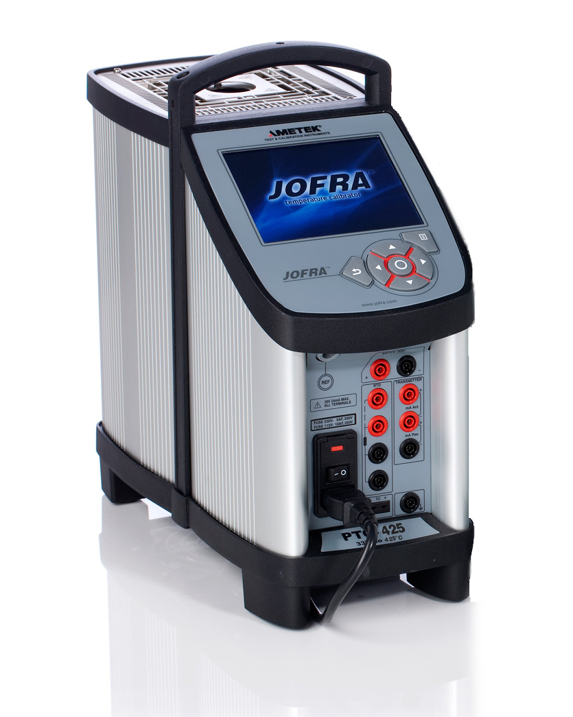 Ametek Jofra PTC Series Temperature Calibrator