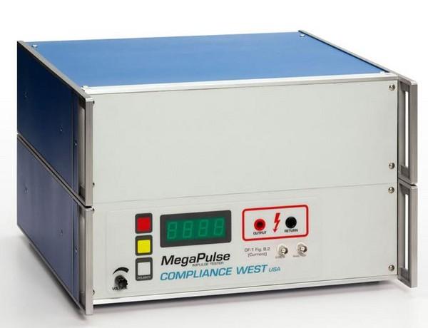 Compliance West MegaPulse 360J Biphasic Waveform Tester