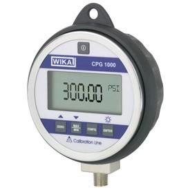 Wika Mensor CPG1000 Precision Digital Pressure Gauge