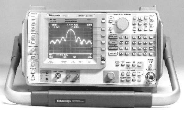 Tektronix 2792 Spectrum Analyzer