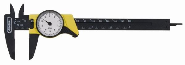 General Tools 141ME Pocket Caliper