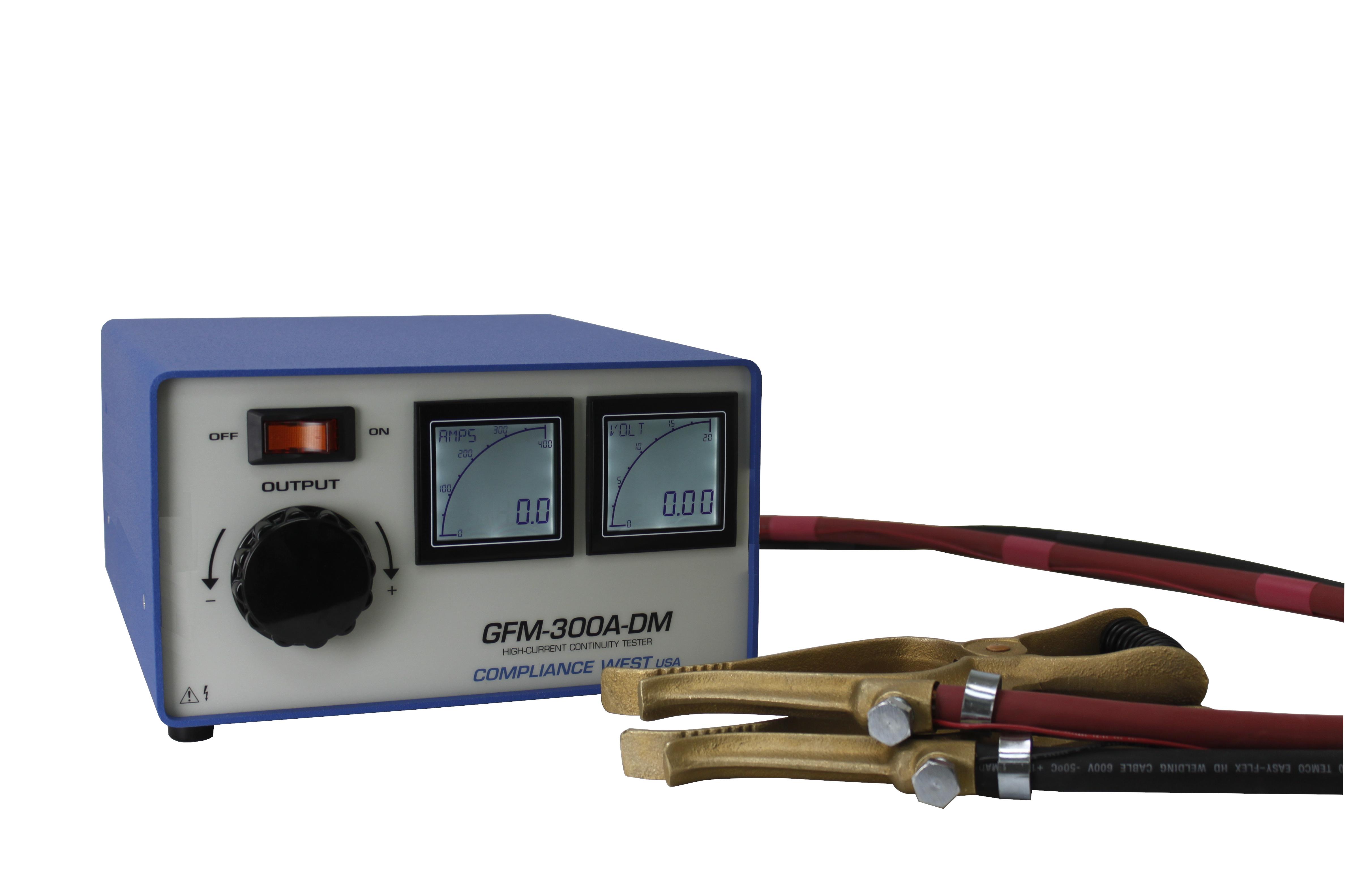 Compliance West GFM-300A-DM Ground Continuity Tester