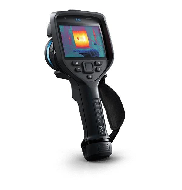 FLIR E86 InfraRed Thermal Imaging Camera