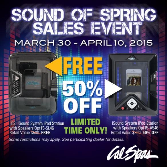 Sound of Spring 3 600X600