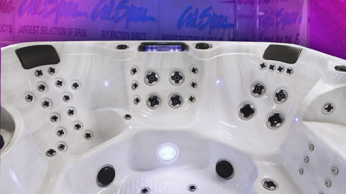 Join Cal Spas at the L.A. County Fair!