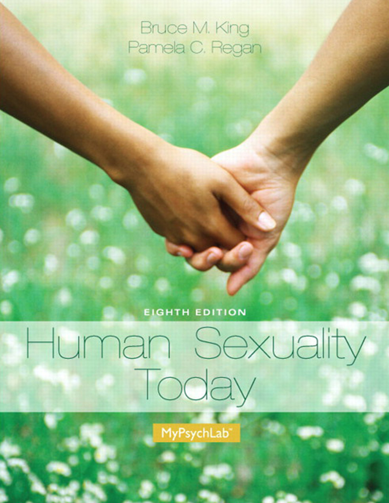 Book cover of Human Sexuality Today