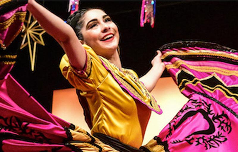 Grandeza Mexicana Folk Ballet Company