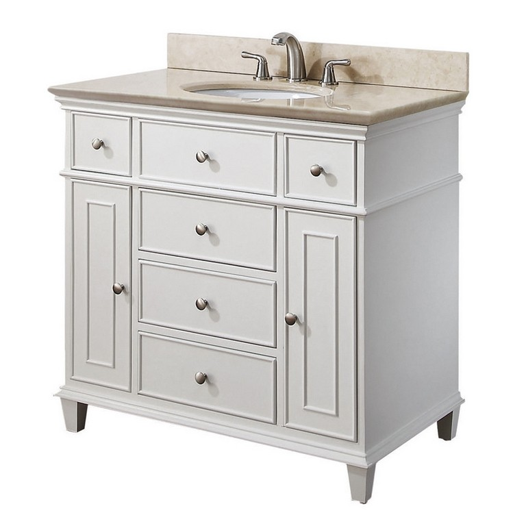 42 Inch Bathroom Vanity Without Top