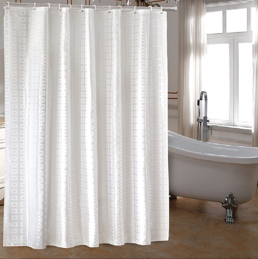 72x96 Shower Curtain