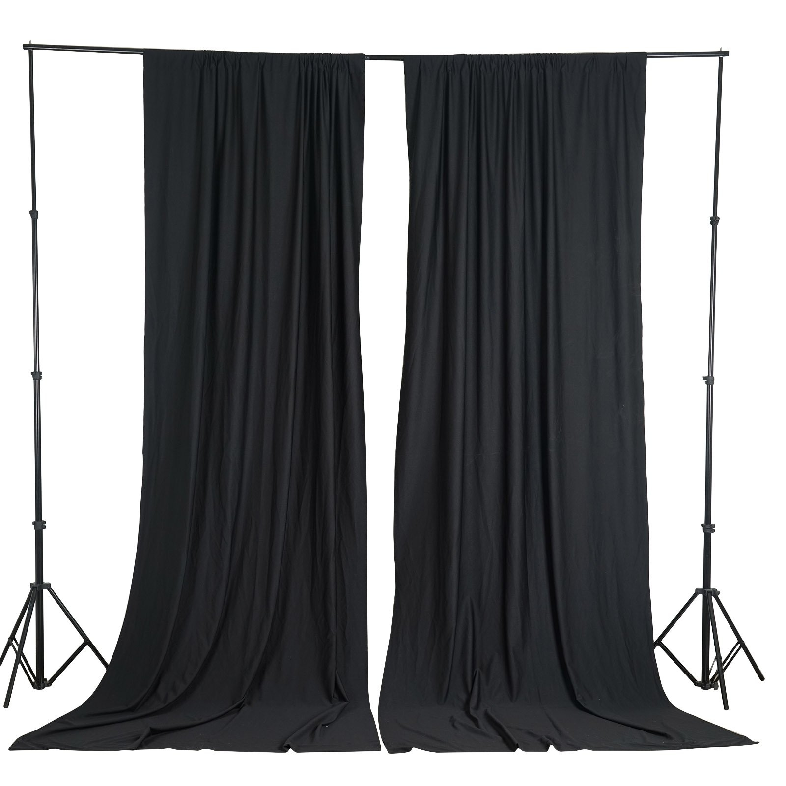 74 Inch Long Shower Curtain