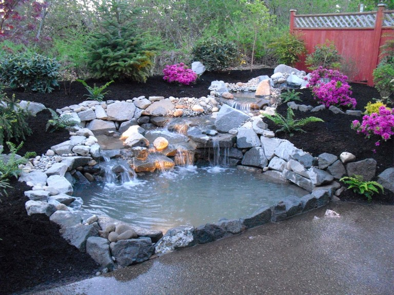 Backyard Duck Pond Ideas | Top Home Information