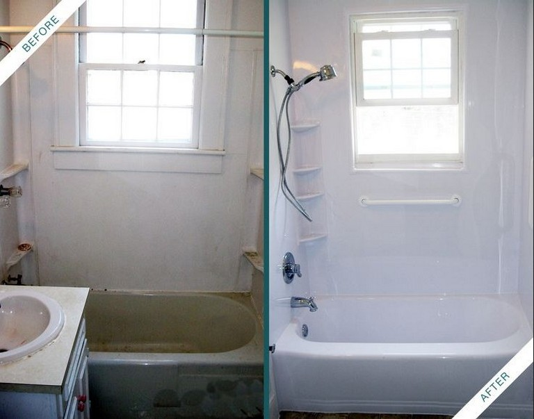 Bath Fitter Before And After