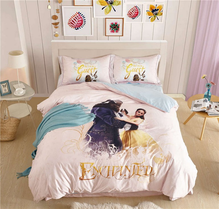 Beauty And The Beast Bedroom Decor