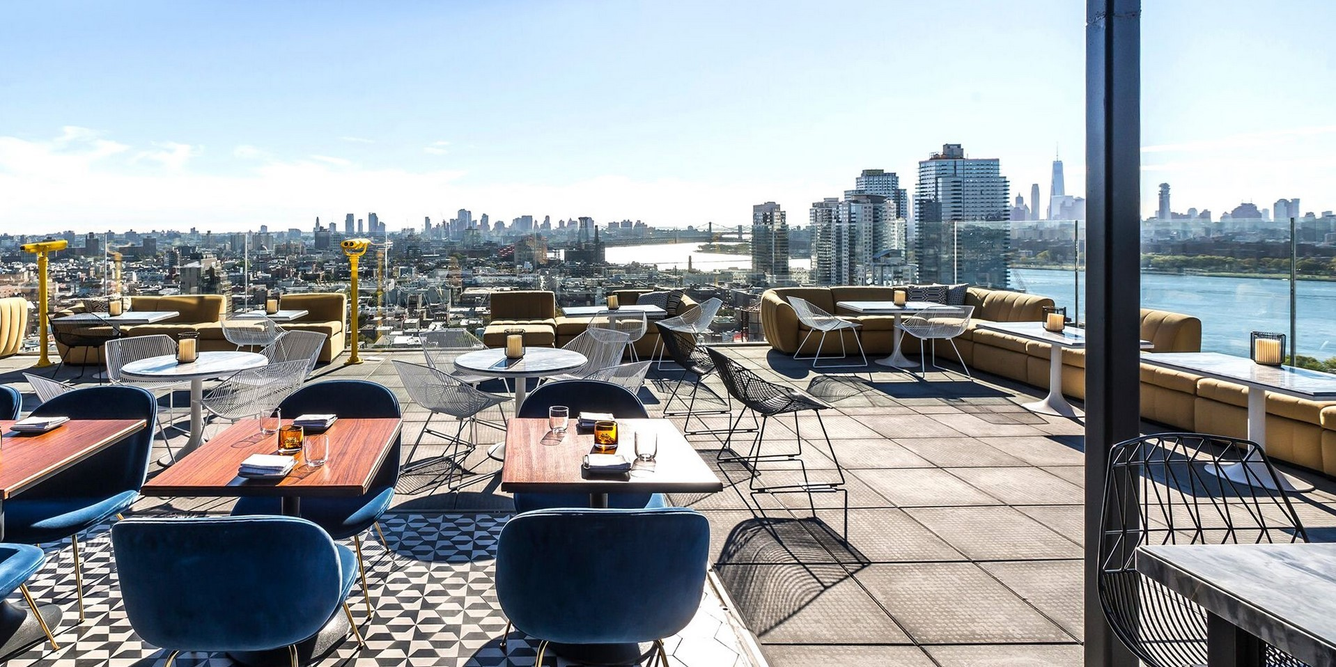 Best Rooftop Lounges Nyc