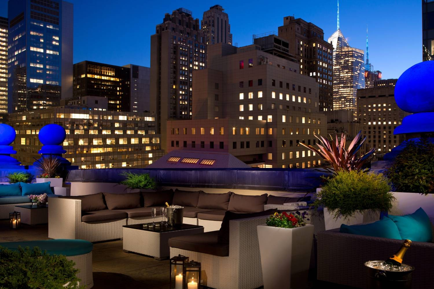 Best Rooftops Nyc