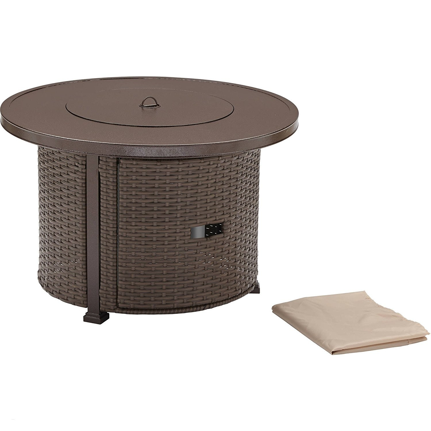 Better Homes And Gardens Colebrook 37 Gas Fire Pit