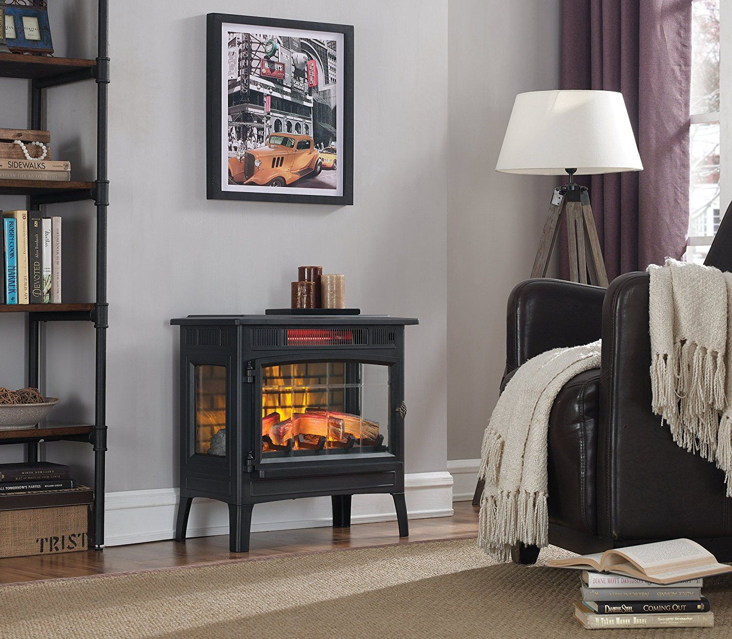 Better Homes And Gardens Fireplace Tv Stand