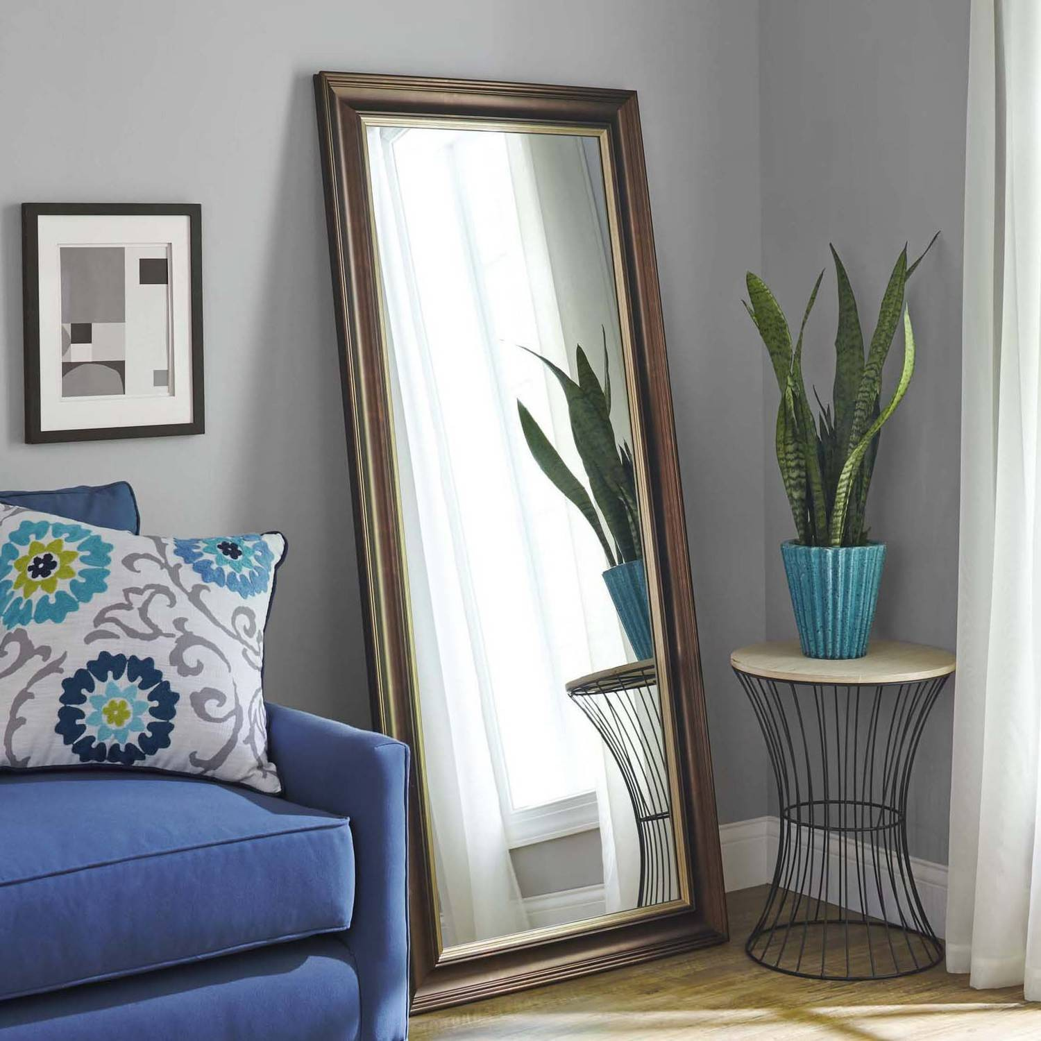 Better Homes And Gardens Leaner Mirror