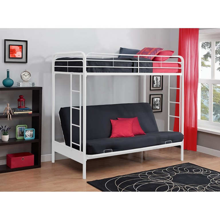 Bunk Bed Sets With Mattresses