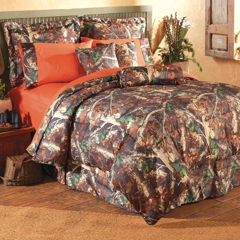 Camo Bed Sets Full Size