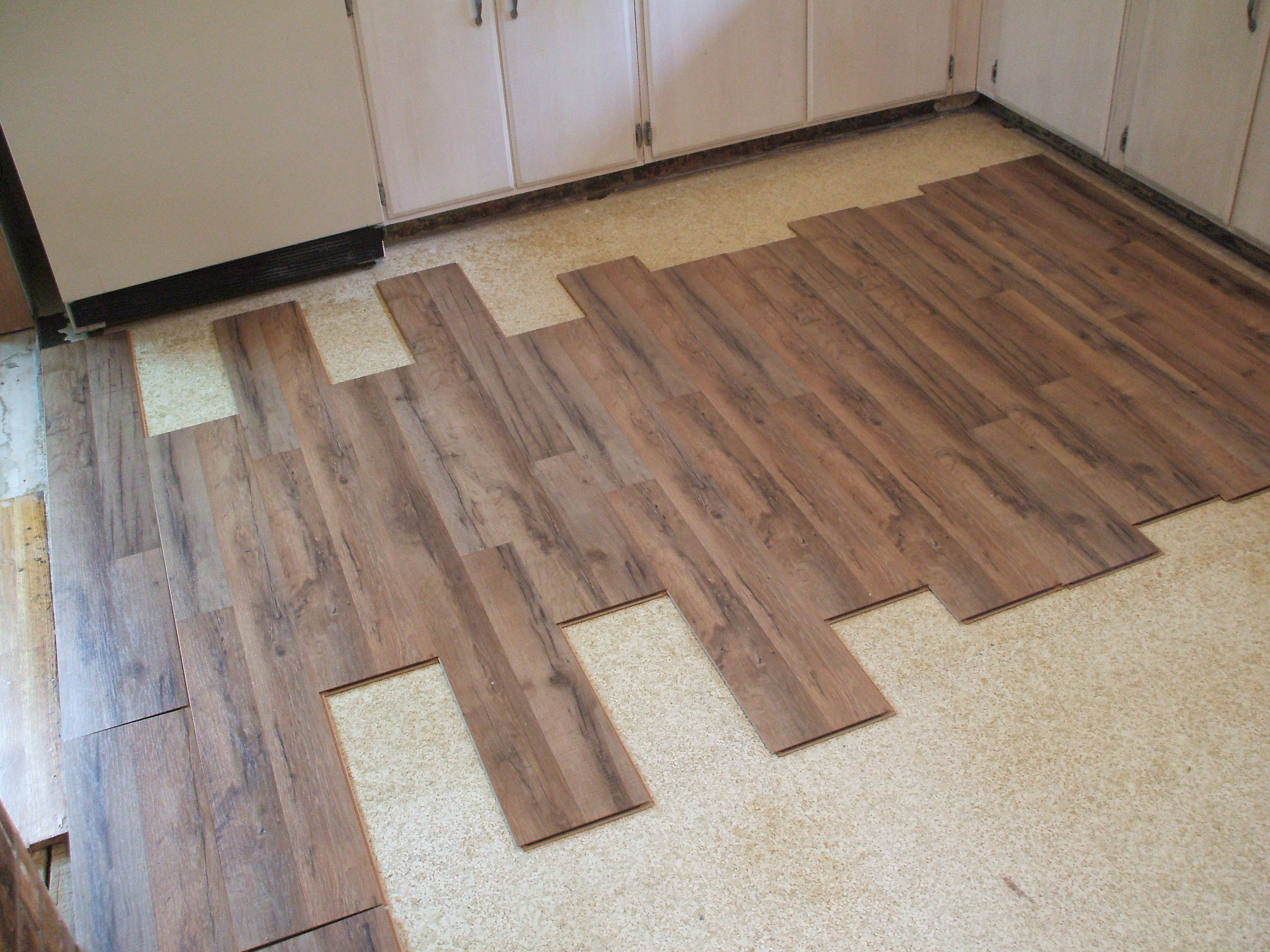 Can Wood Flooring Be Installed Over Ceramic Tile