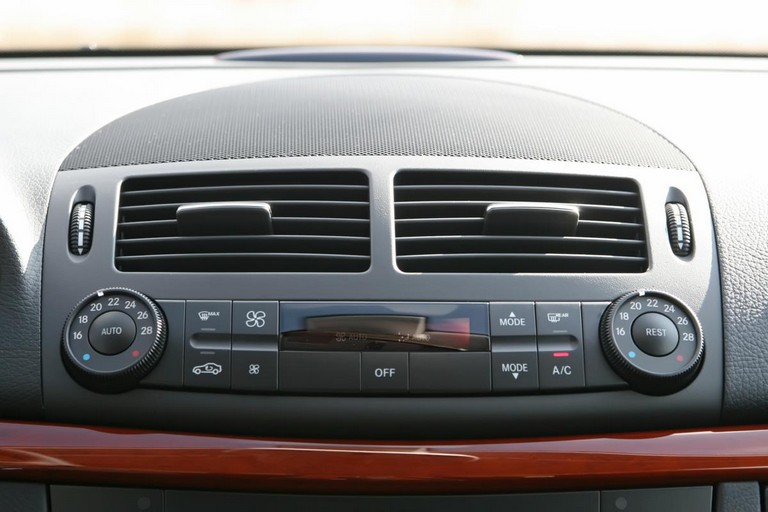 Car Air Conditioner Blowing Hot Air