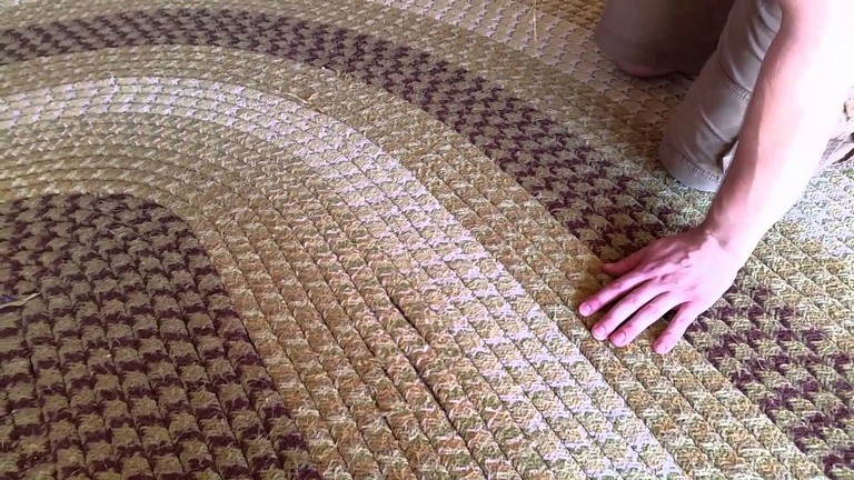 Cleaning Braided Rugs