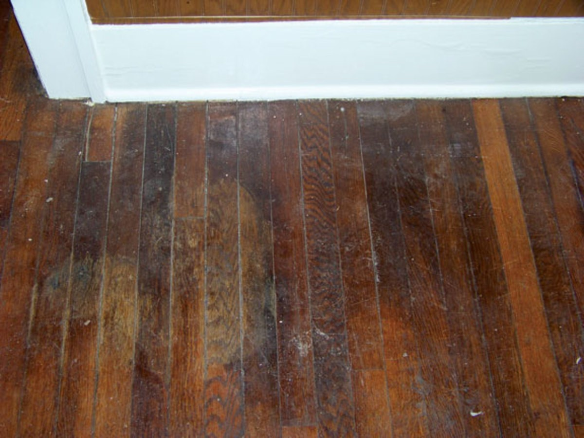 Cleaning Old Wood Floors Without Refinishing