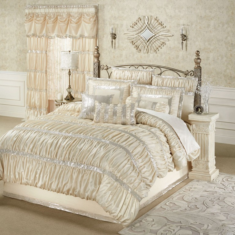 Comforter Sets With Bed Skirts