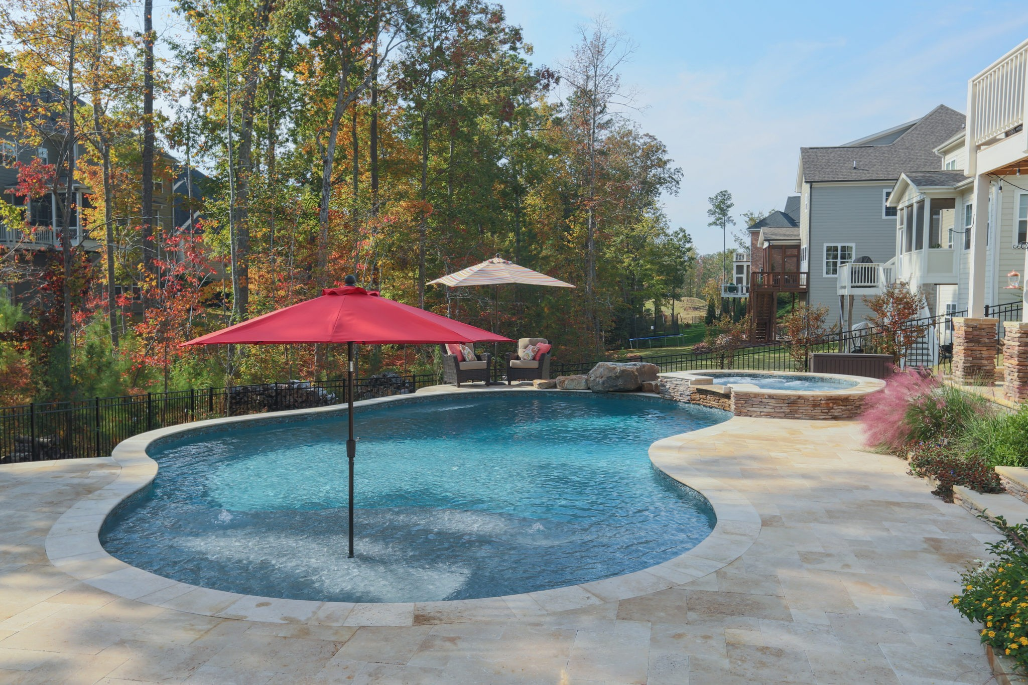 Cost Of A Inground Pool