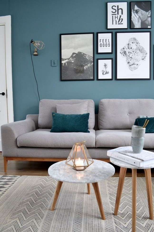 Decorating With Grey Walls Living Room