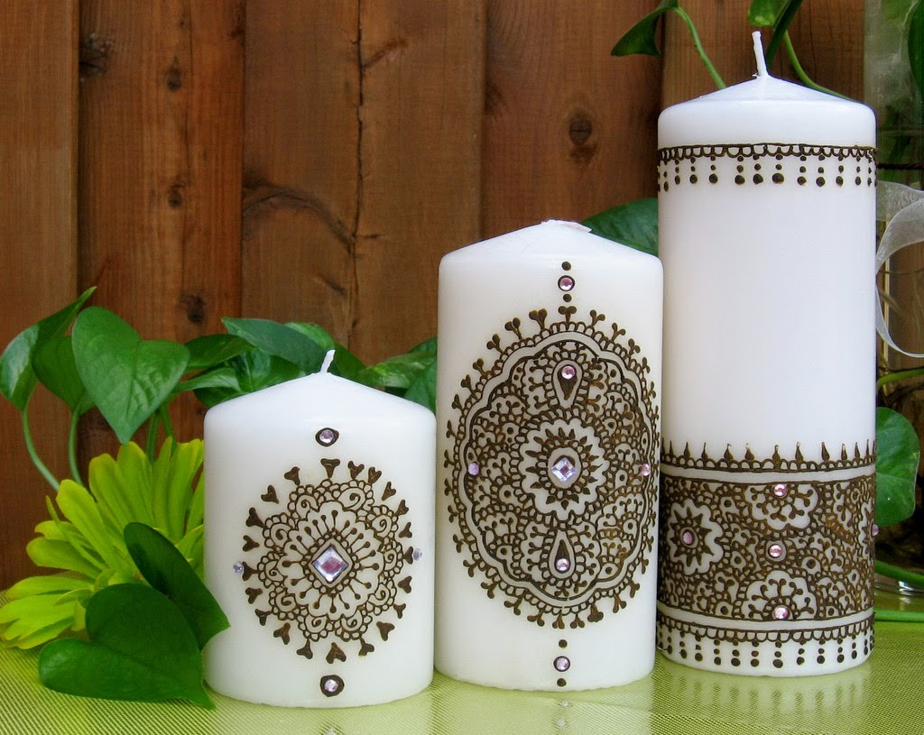 Different Types Of Candles