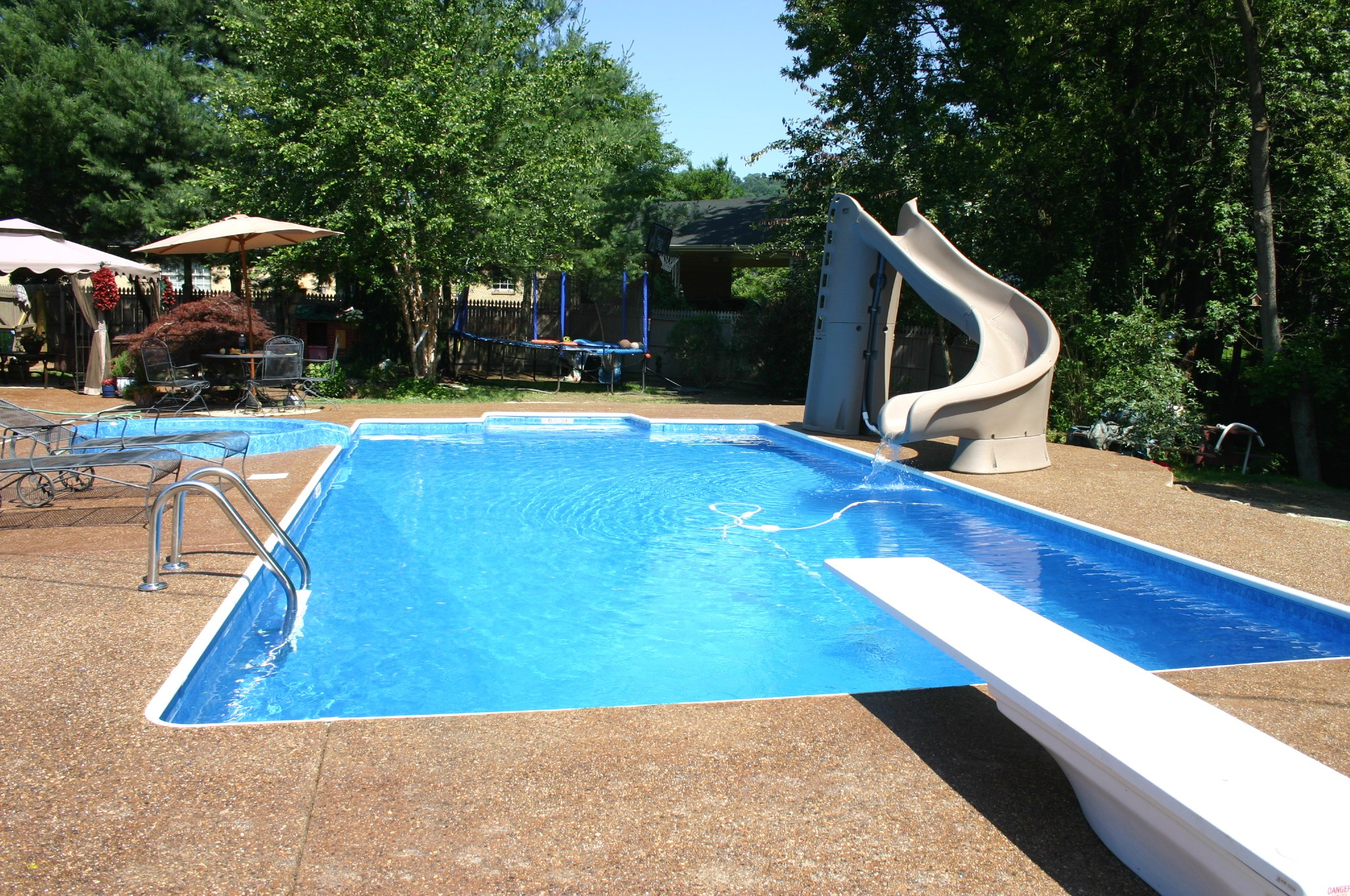Diving Boards For Inground Pools