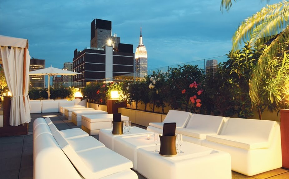 Empire Rooftop Lounge