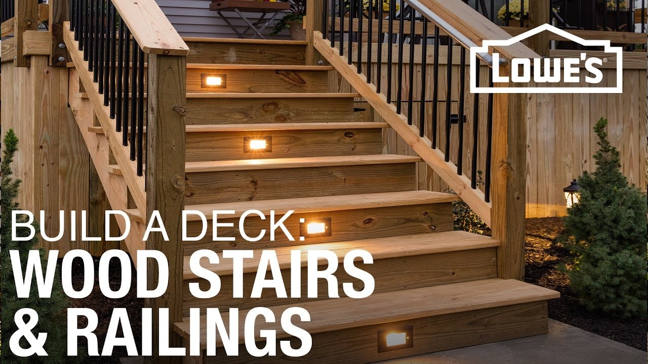 Gate For Deck Stairs