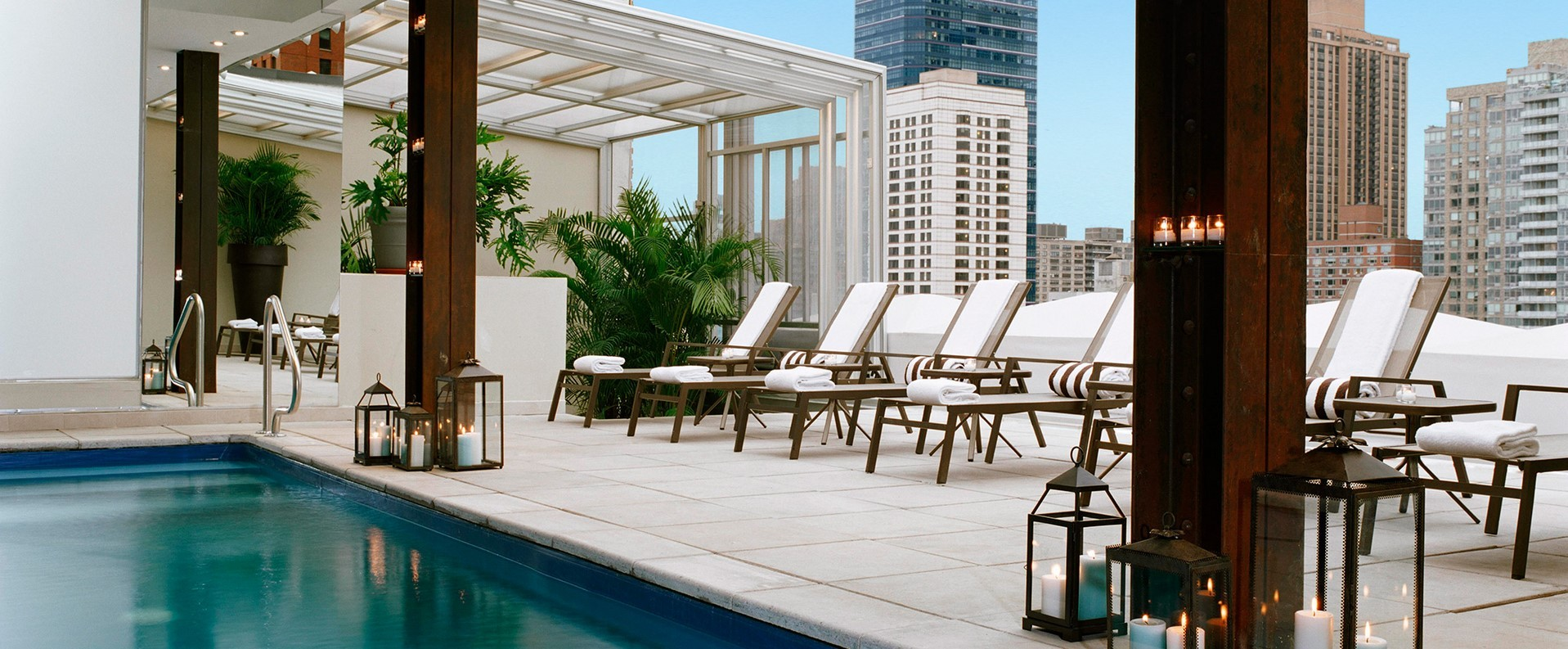 Hotel Lincoln Rooftop