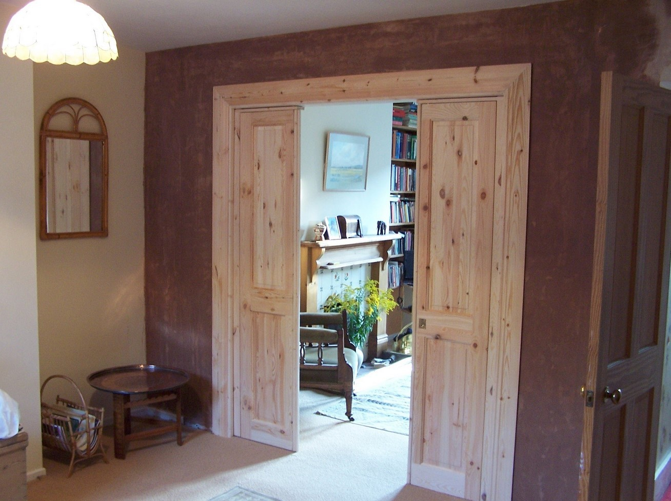How To Build An Interior Wall With A Door