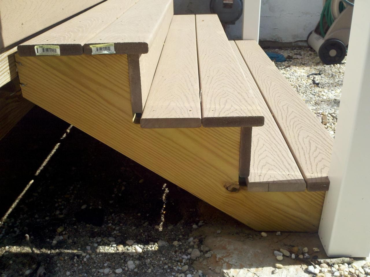How To Cut Stair Stringers With A Framing Square