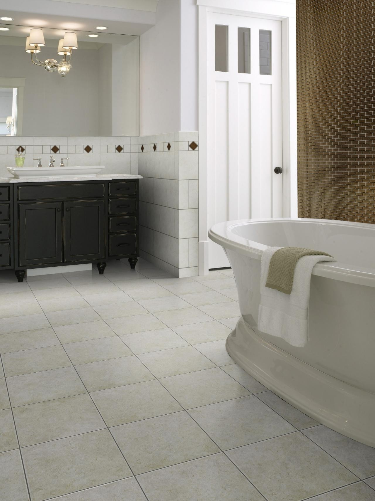 How To Install Ceramic Tile In Bathroom Wall