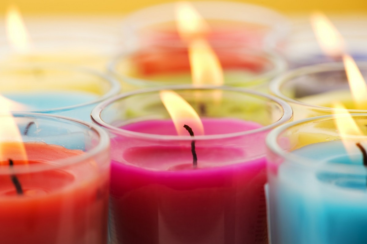How To Make A Candle Without Wax