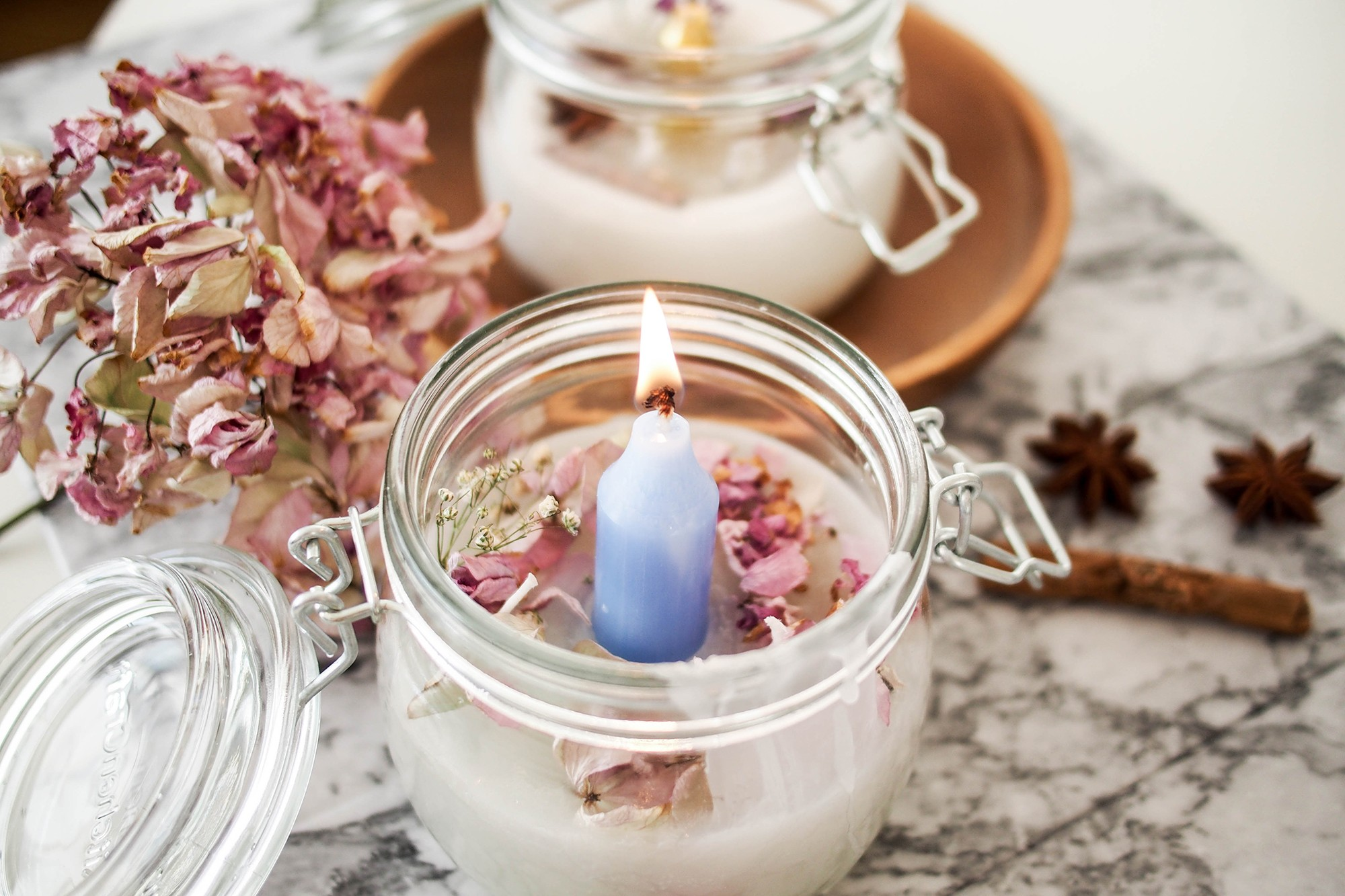 How To Make Good Smelling Candles