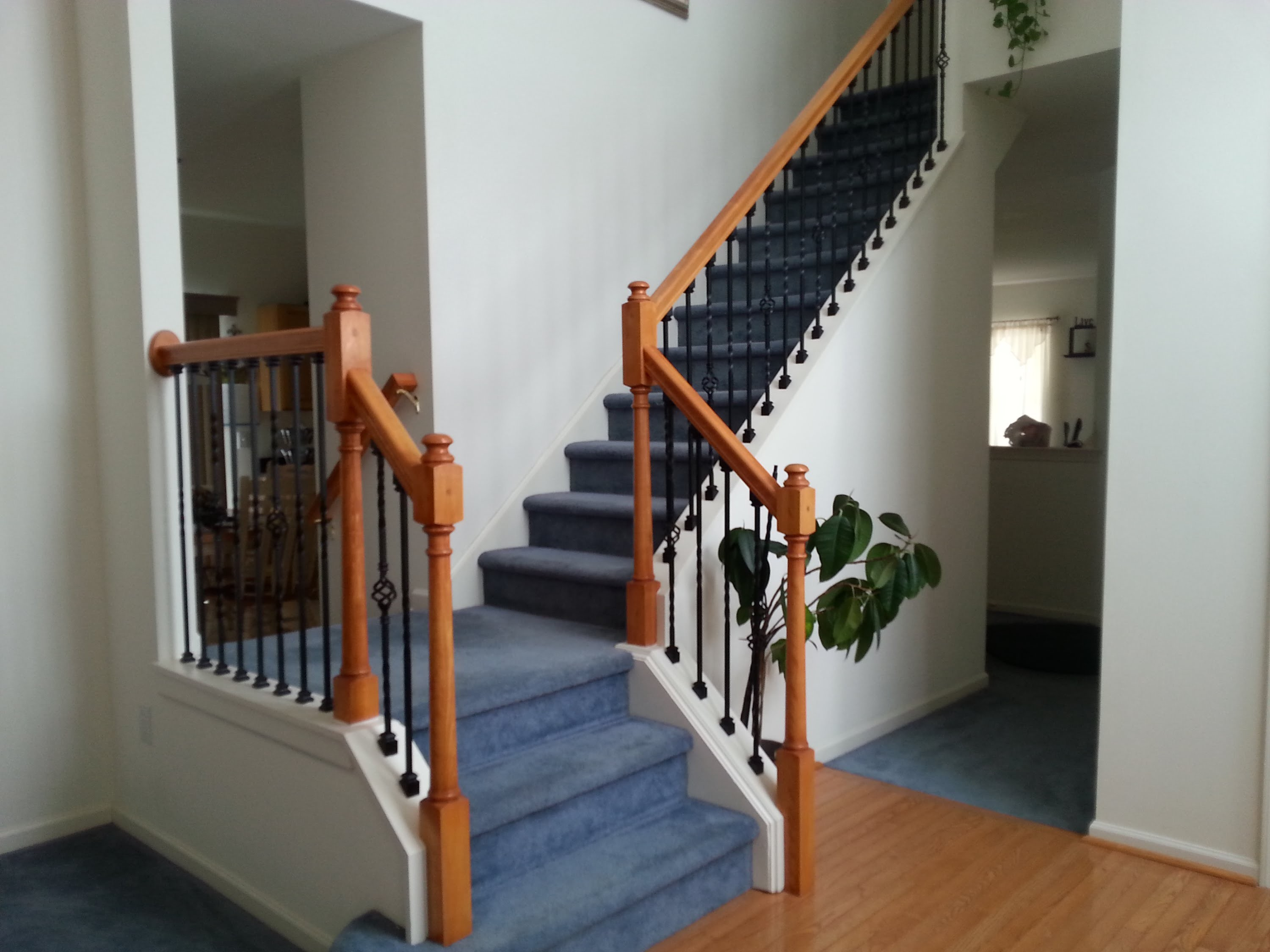 How To Replace Stair Spindles